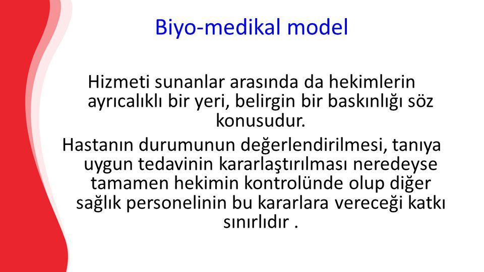 Biyo-medikal model