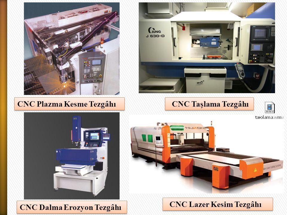 CNC Plazma Kesme Tezgâhı