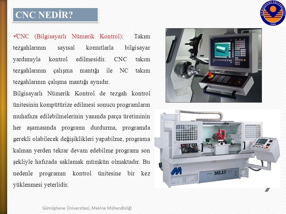 CNC NEDİR