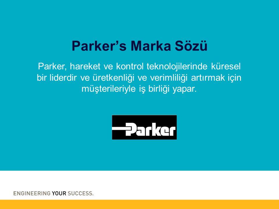 Parker's Marka Sözü