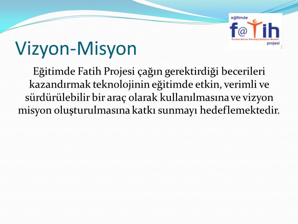 Vizyon-Misyon