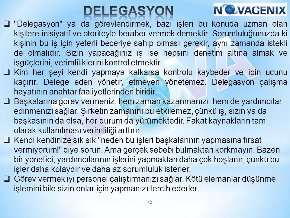 DELEGASYON