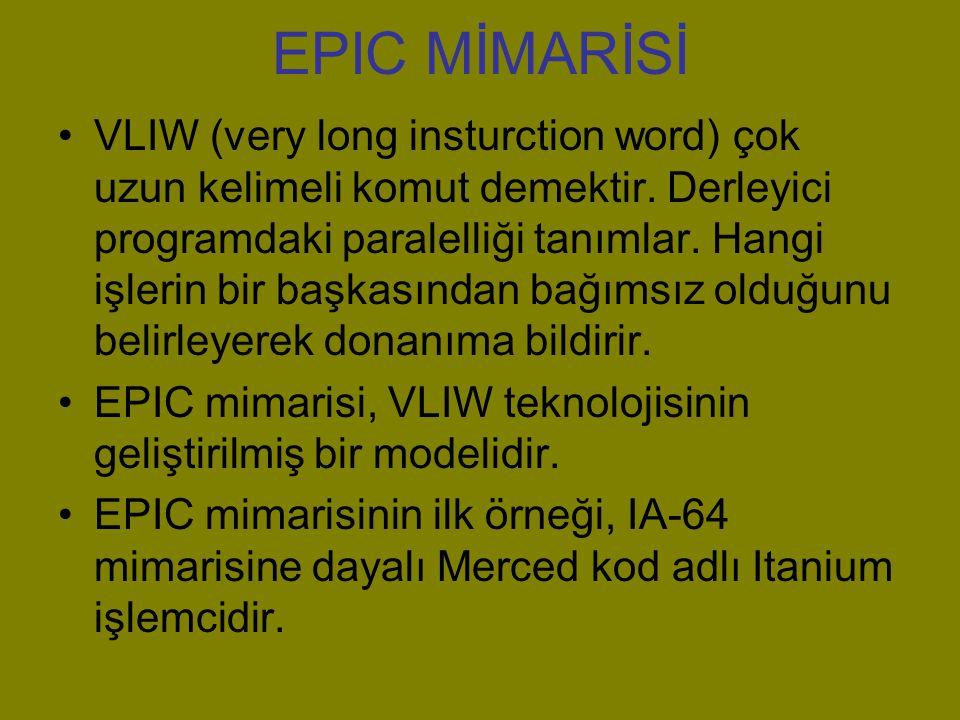 EPIC MİMARİSİ