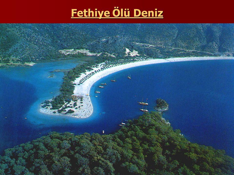 Fethiye Ölü Deniz
