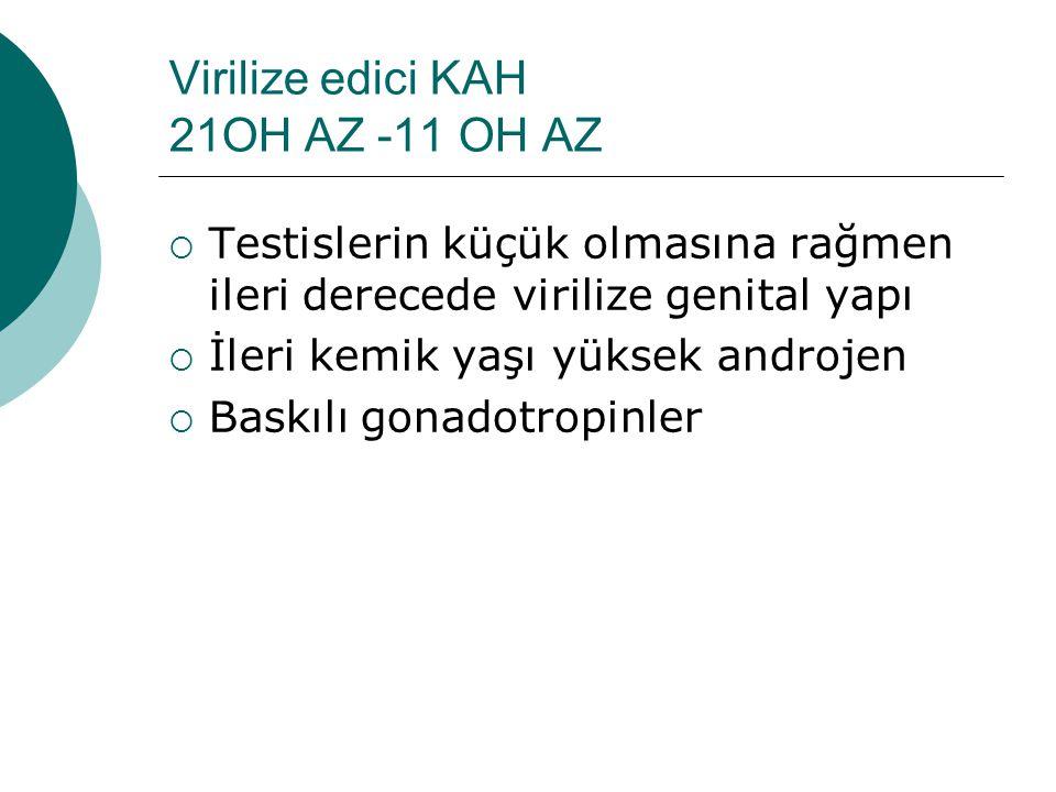 Virilize edici KAH 21OH AZ -11 OH AZ