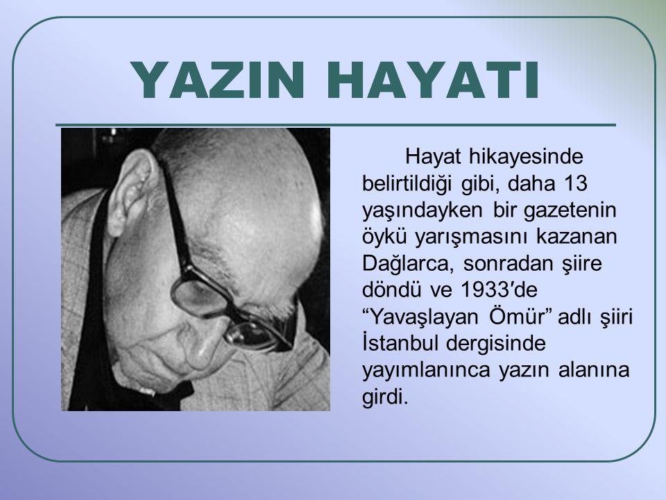 YAZIN HAYATI