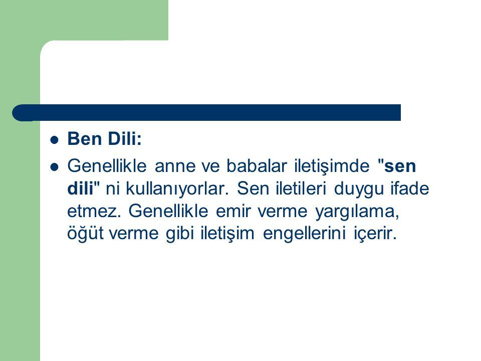 Ben Dili:
