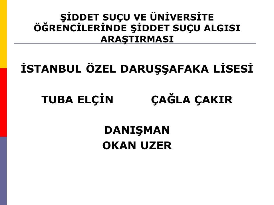 İSTANBUL ÖZEL DARUŞŞAFAKA LİSESİ