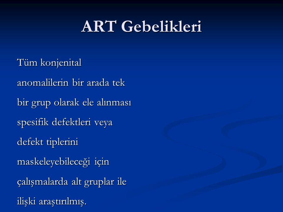 ART Gebelikleri
