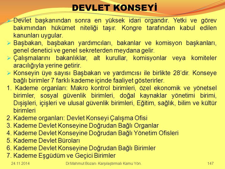 DEVLET KONSEYİ