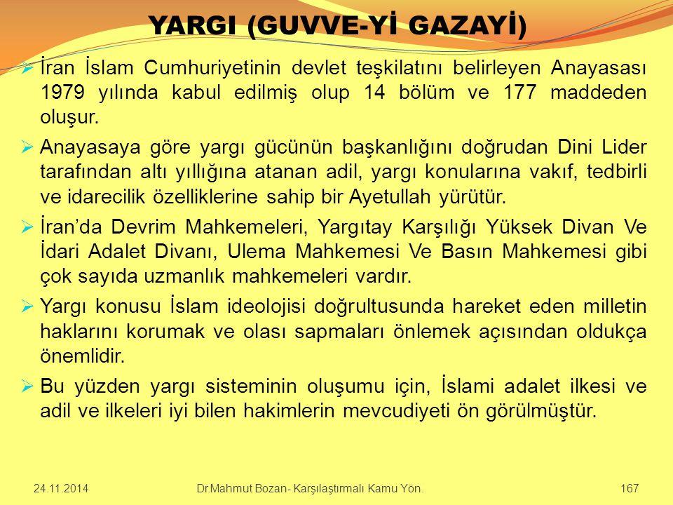 YARGI (GUVVE-Yİ GAZAYİ)