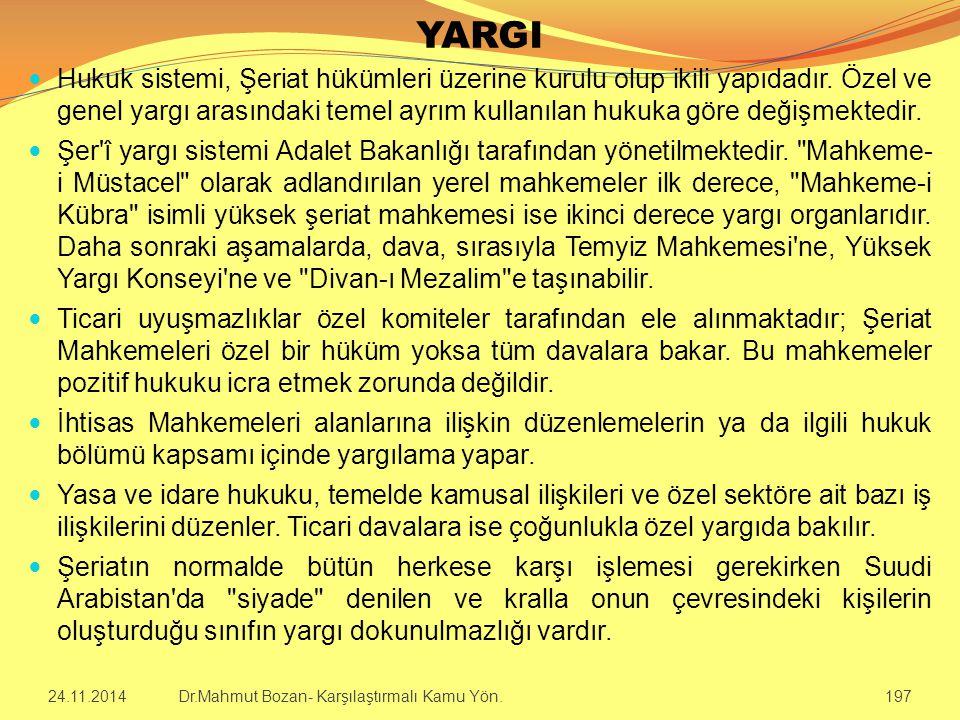 YARGI