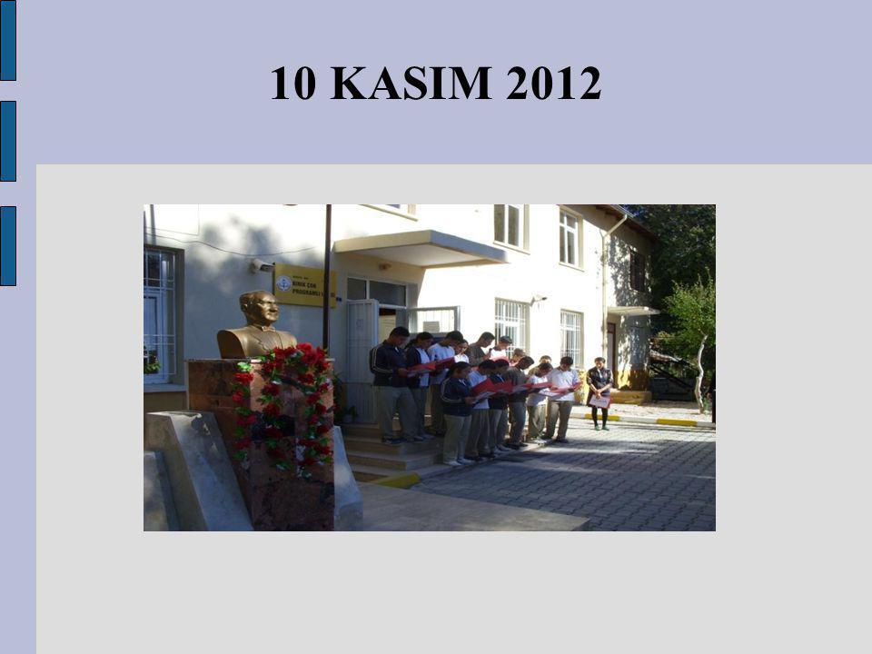 10 KASIM 2012
