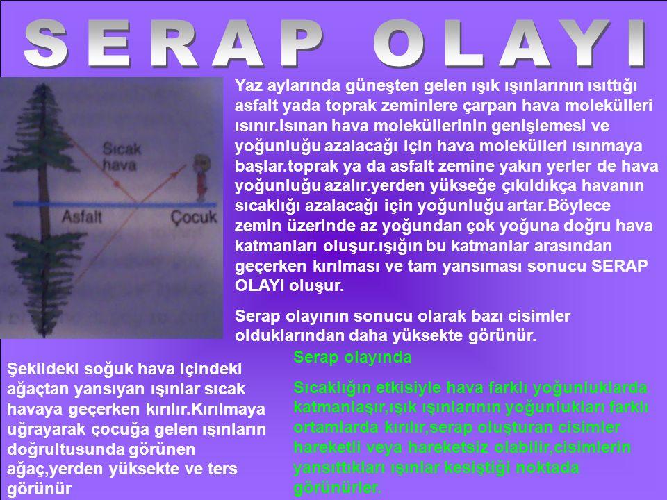 SERAP OLAYI