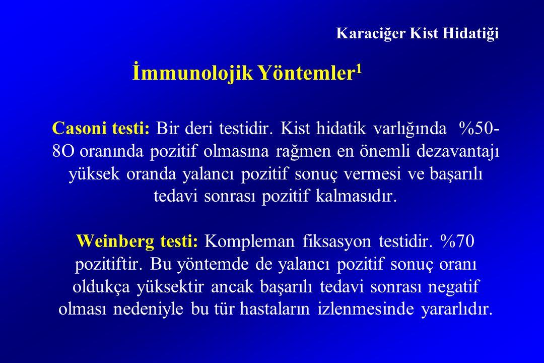 İmmunolojik Yöntemler1