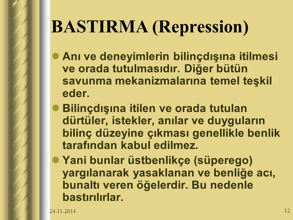 BASTIRMA (Repression)