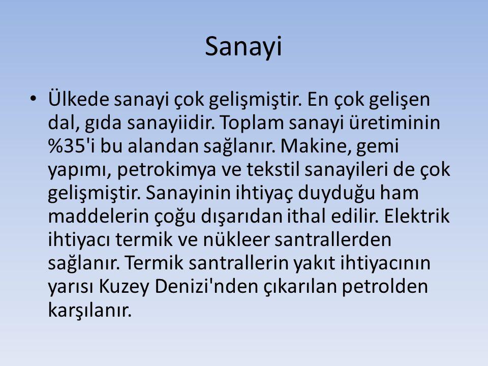 Sanayi