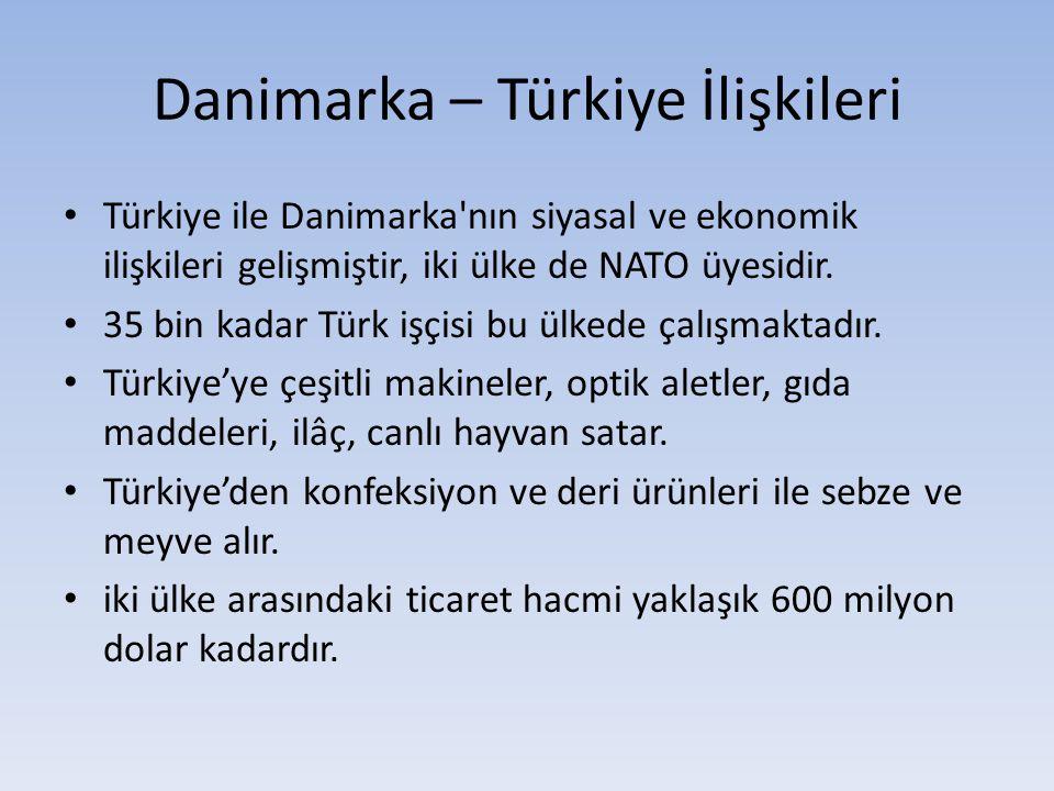 Danimarka – Türkiye İlişkileri
