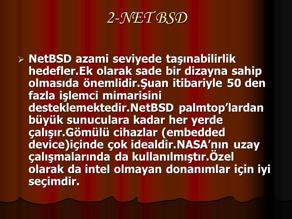 2-NET BSD