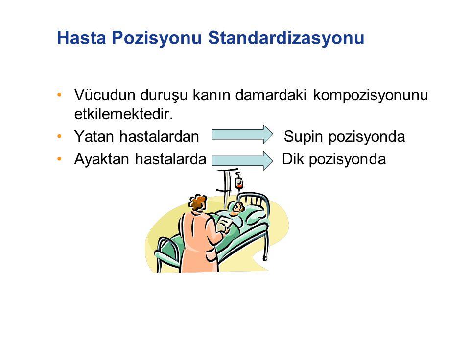 Hasta Pozisyonu Standardizasyonu