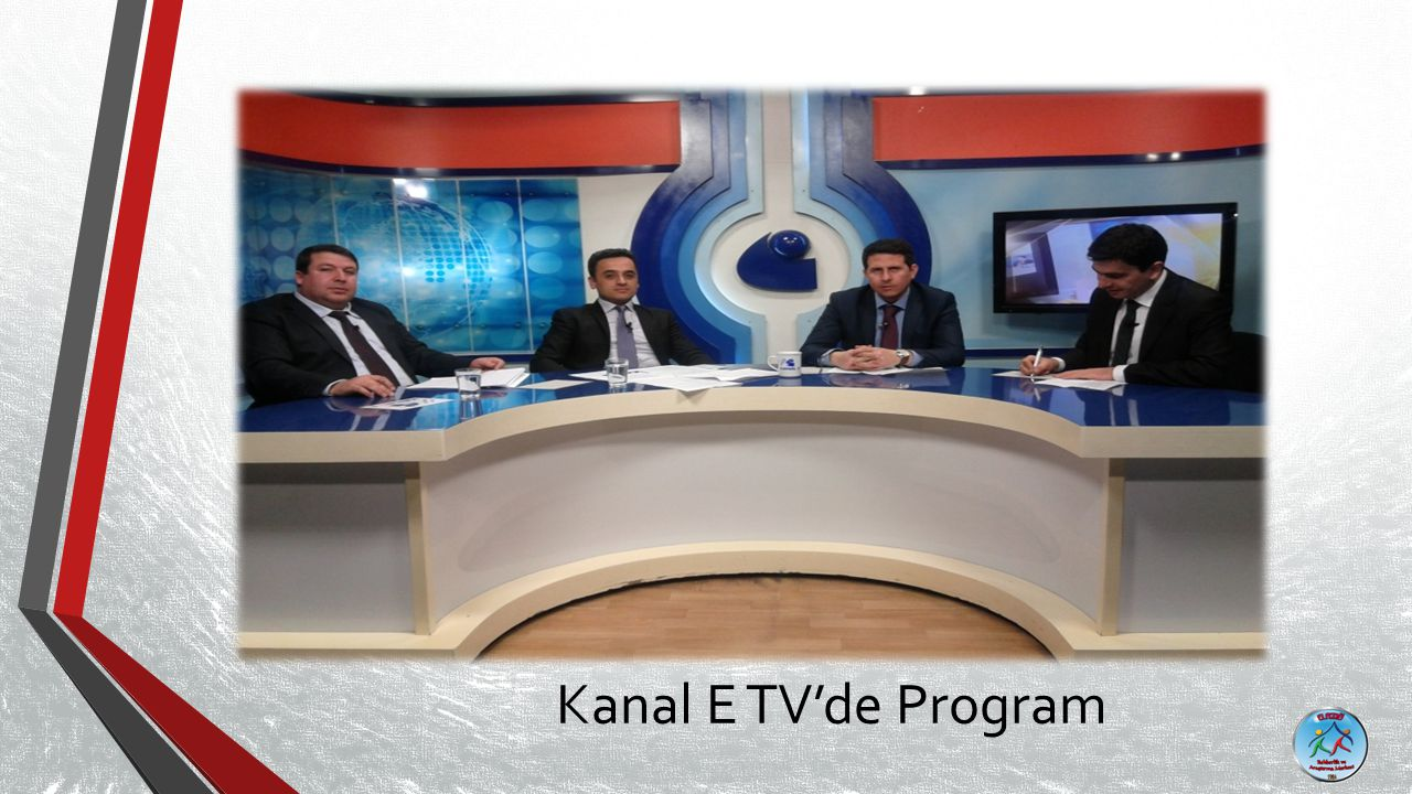 Kanal E TV'de Program