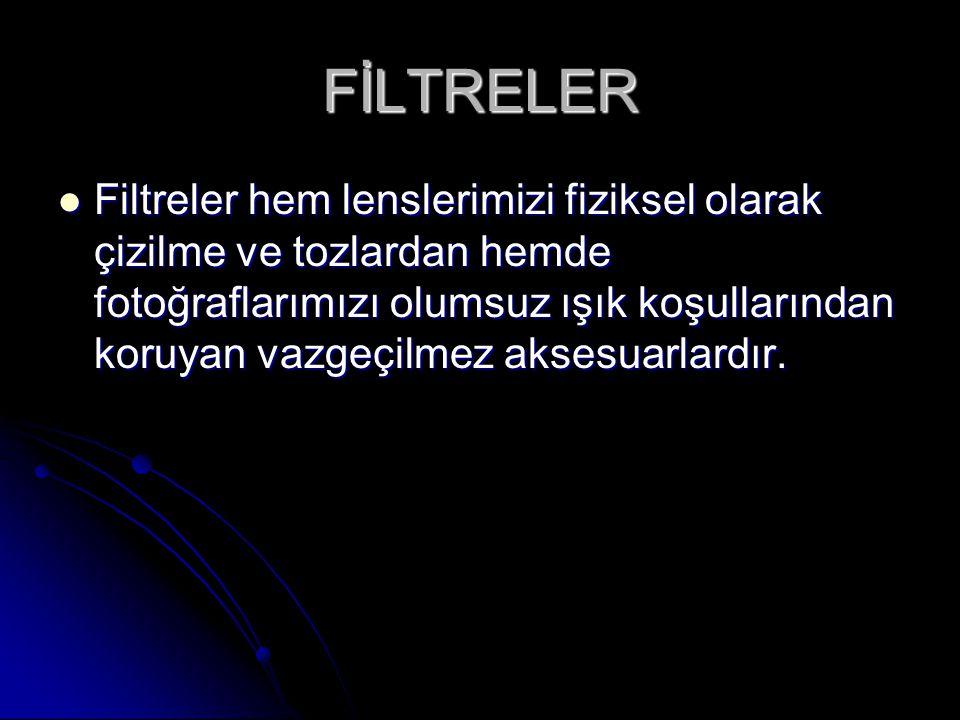 FİLTRELER