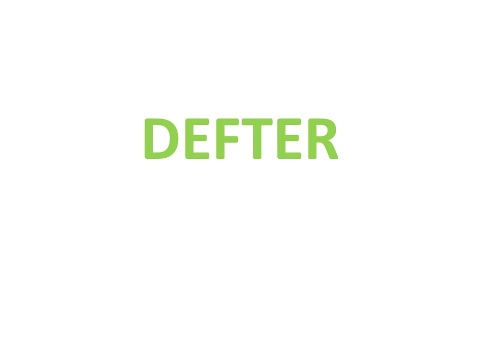 DEFTER