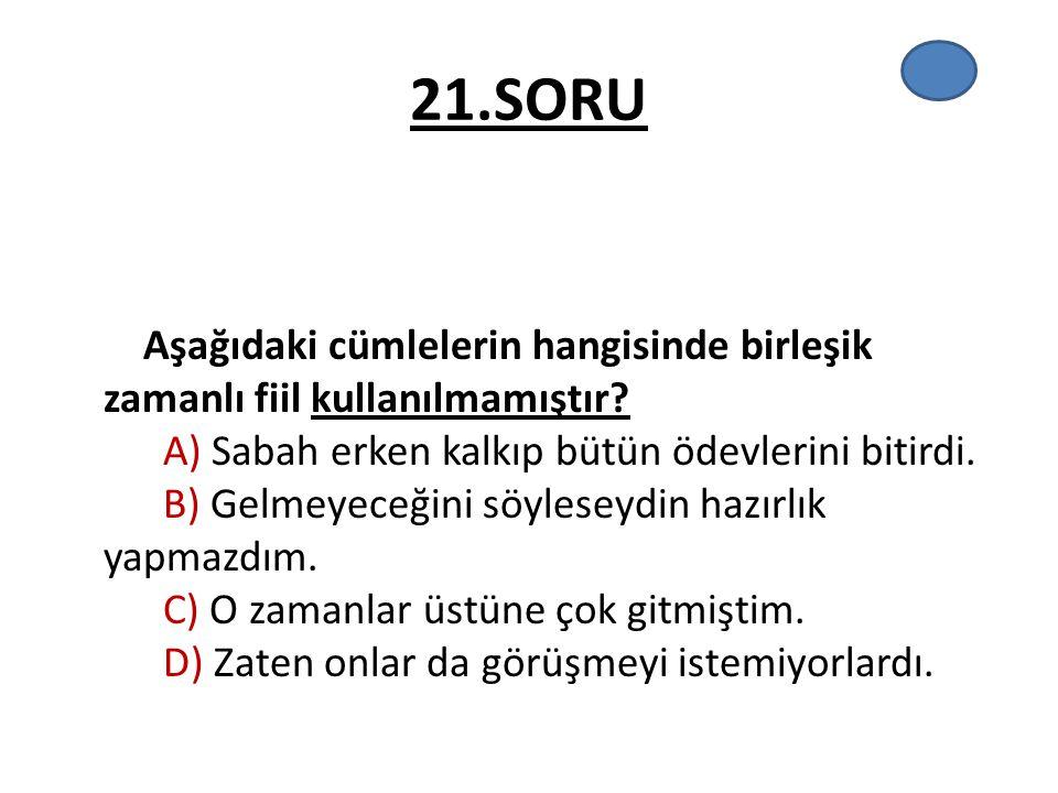 21.SORU