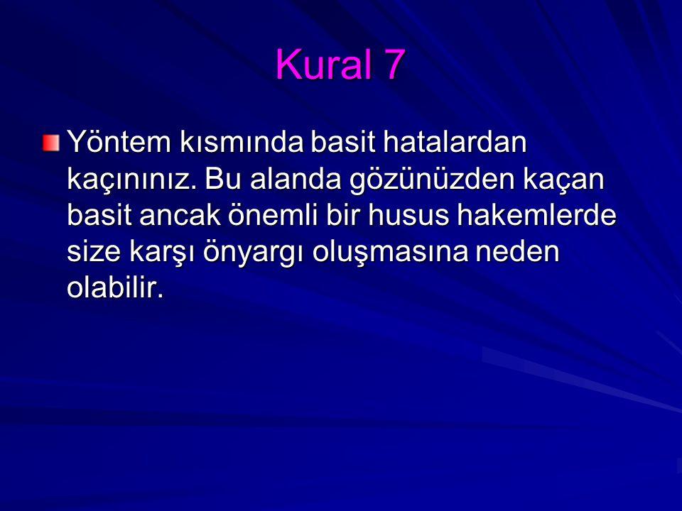 Kural 7