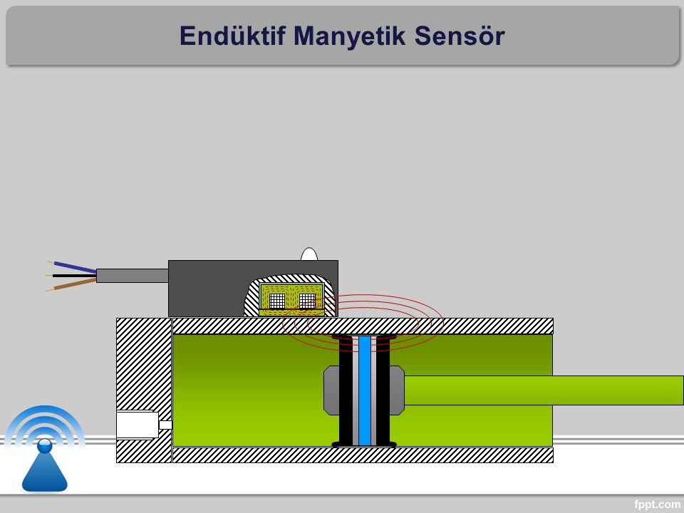 Endüktif Manyetik Sensör