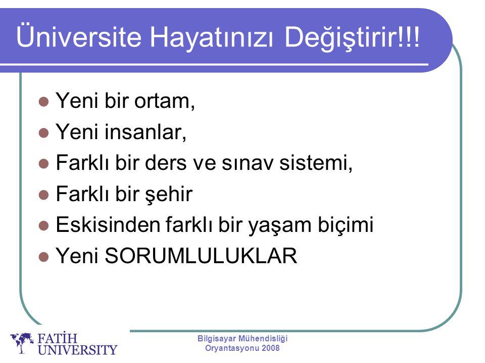 Üniversite Hayatınızı Değiştirir!!!