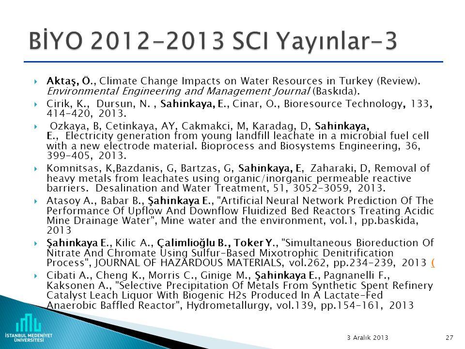 BİYO 2012-2013 SCI Yayınlar-3