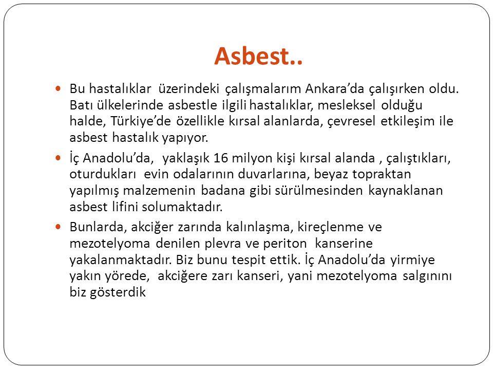 Asbest..