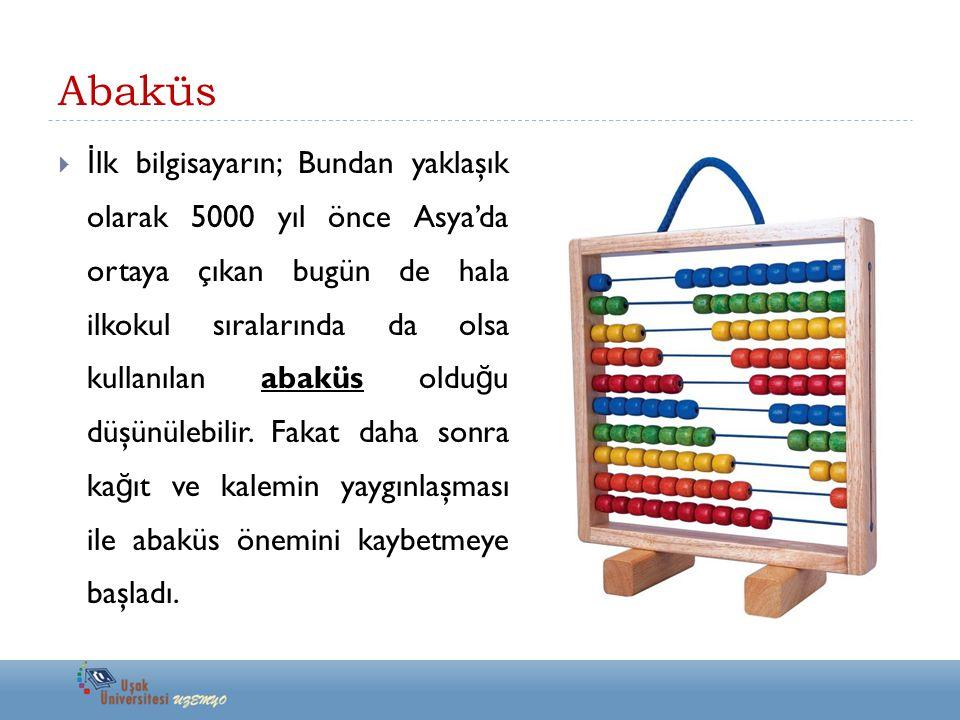 Abaküs