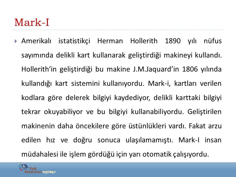 Mark-I