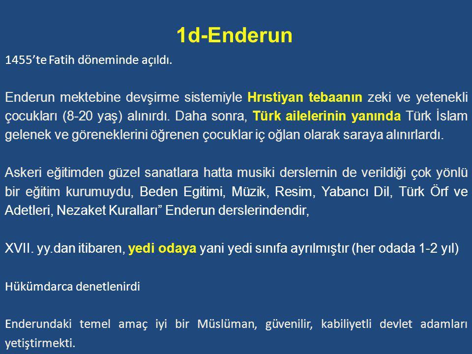 1455'te Fatih döneminde açıldı.