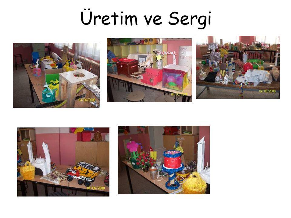Üretim ve Sergi