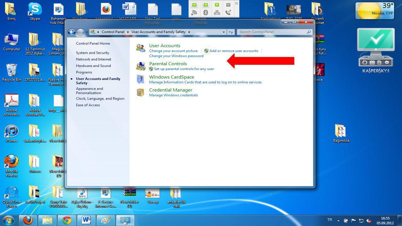 Windows açılışına nasıl parola tanımlanır