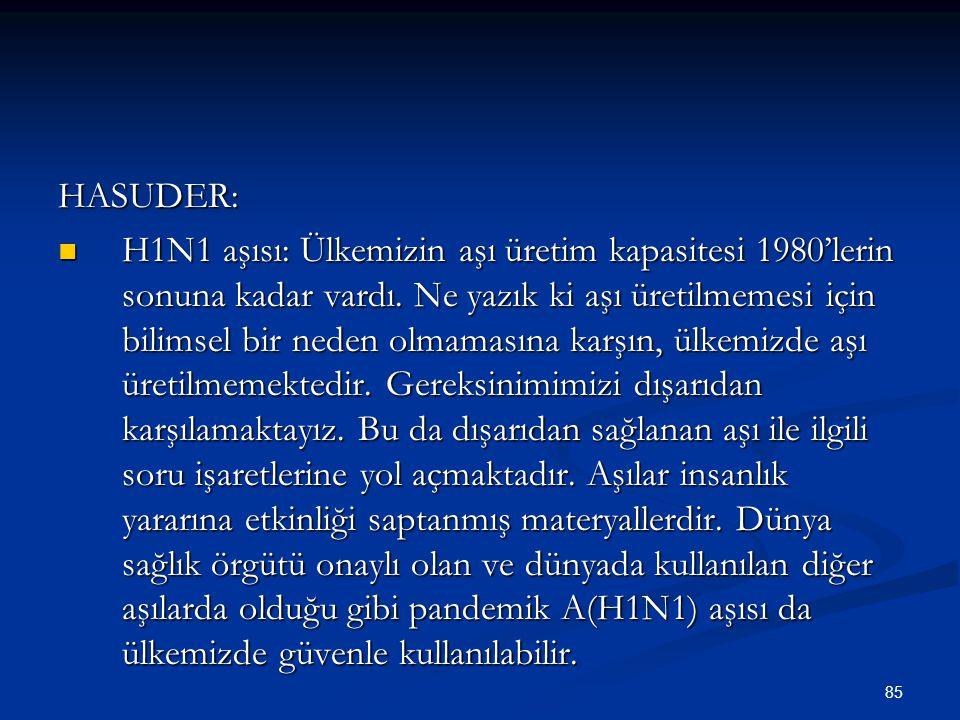 HASUDER: