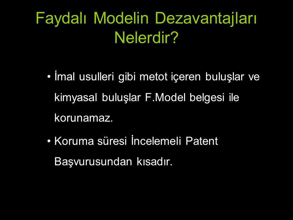 Faydalı Modelin Dezavantajları Nelerdir