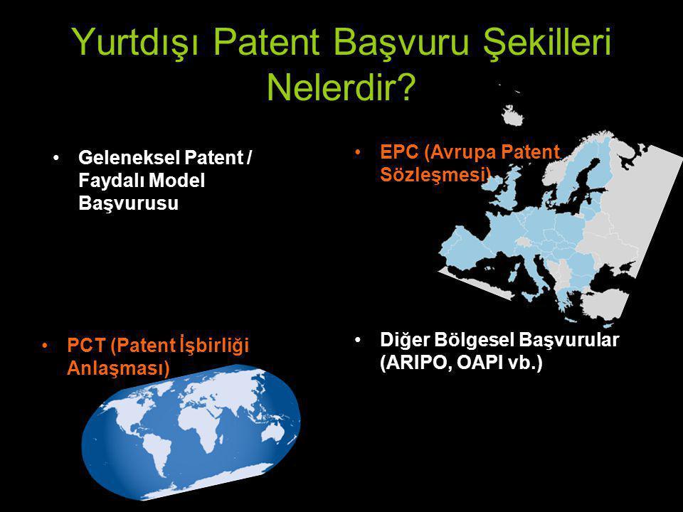 Yurtdışı Patent Başvuru Şekilleri Nelerdir