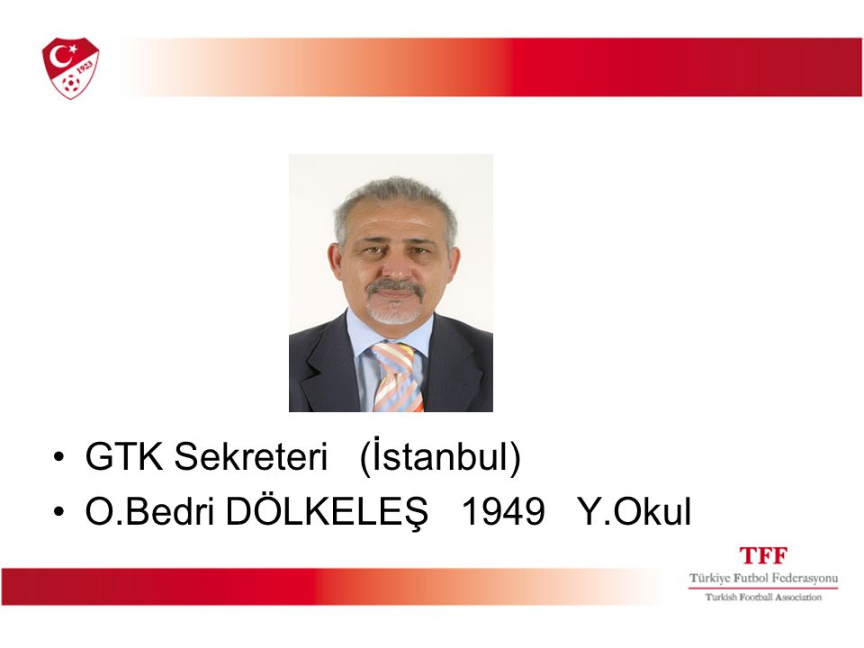GTK Sekreteri (İstanbul)