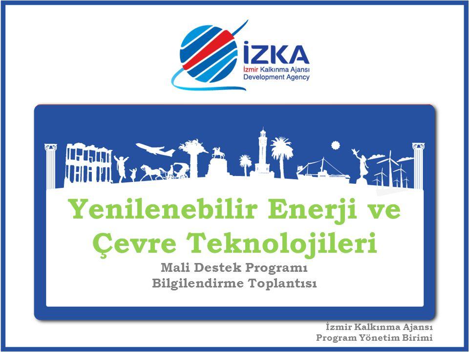 İzmir Kalkınma Ajansı Program Yönetim Birimi