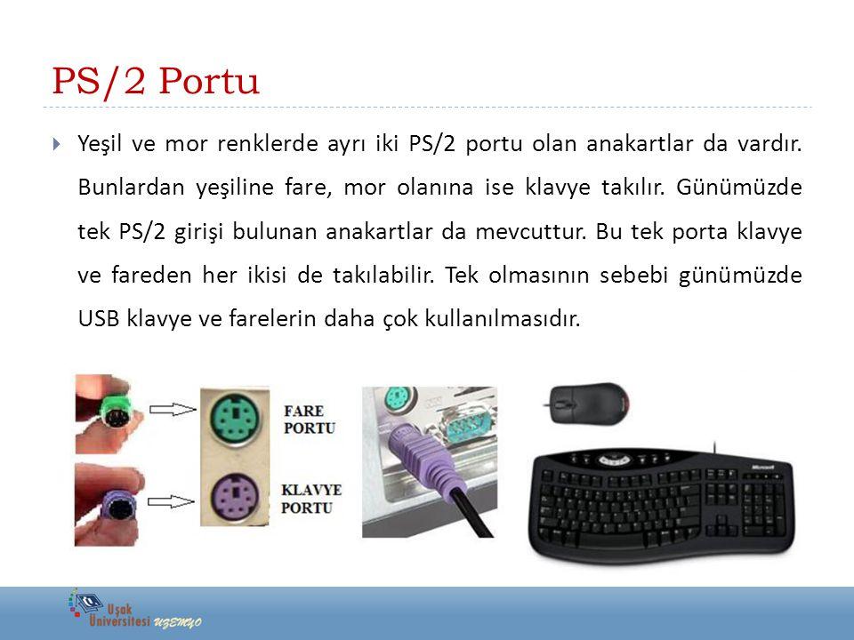 PS/2 Portu