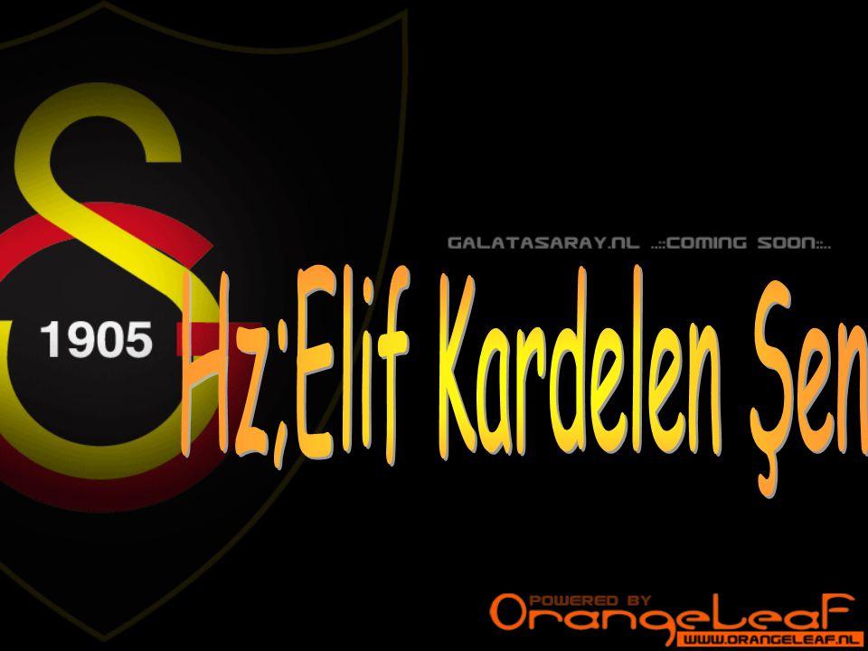 Hz;Elif Kardelen Şen