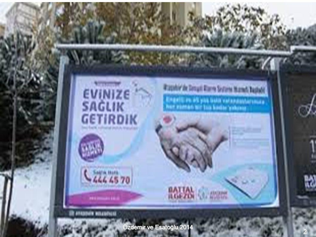 Özdemir ve Esatoğlu 2014 2 2