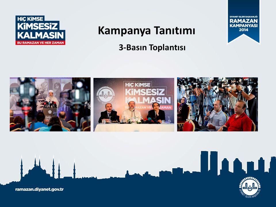 Kampanya Tanıtımı 3-Basın Toplantısı