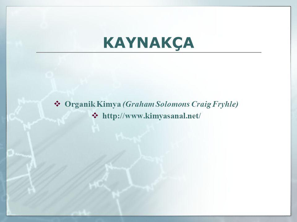 Organik Kimya (Graham Solomons Craig Fryhle)