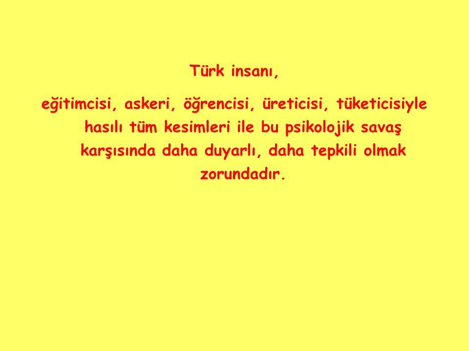 Türk insanı,