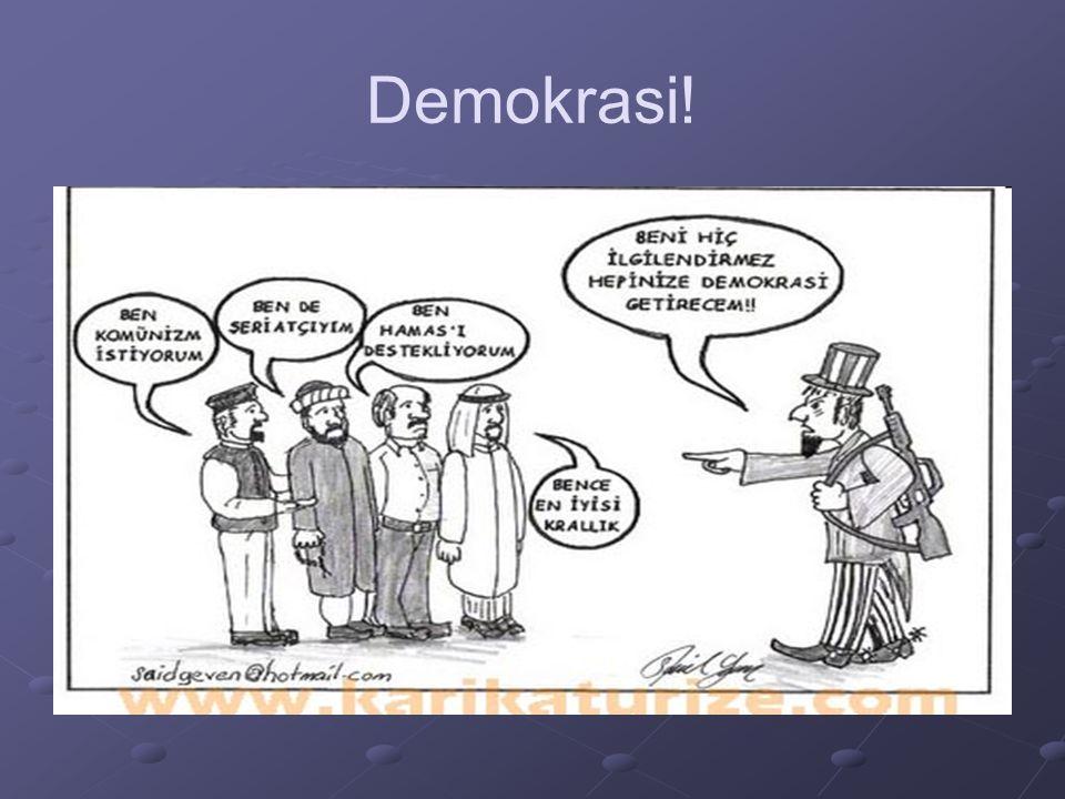 Demokrasi!